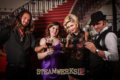 "Steamwerks 10-12-13 ""Noir"" Night"