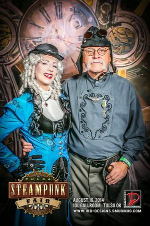 Tulsa Steampunk Fair 8-16-14