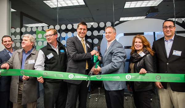 STP ribbon cutting ceremony