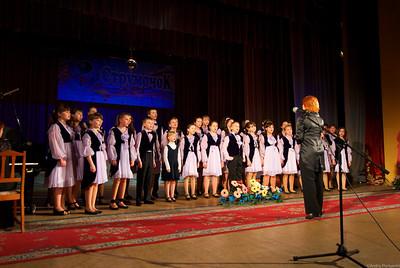 Хор Струмочок  Старший хор  руководитель Елена Малиновская