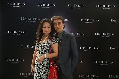 Tea With De Beers Photowall