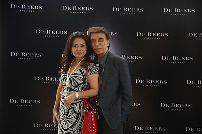 Tea With De Beers Photowall