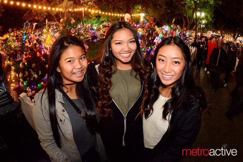 Christmas in the Park  //  Downtown San Jose