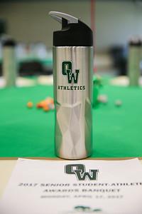 SUNY OW 2017 Student Athlete Banquet. Photo Credit: Chris Bergmann Photography