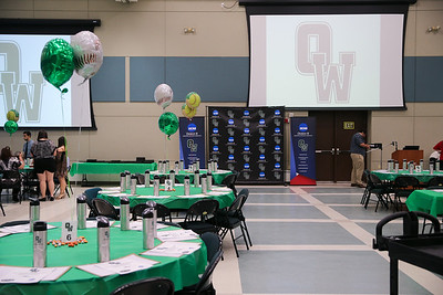 SUNY OW 2017 Student Athlete Banquet. Photo Credit: Chris Bergmann Photography