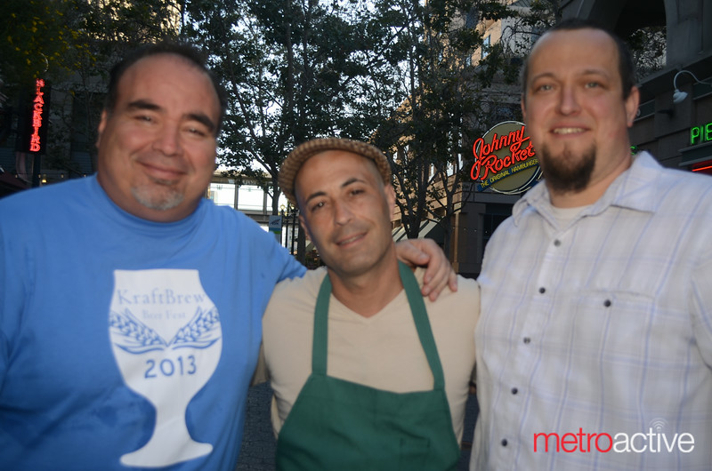 Silicon Valley Beer Week Kick-Off Event at Blackbird Tavern<br /> <br /> photos by: Stephanie Guerrero