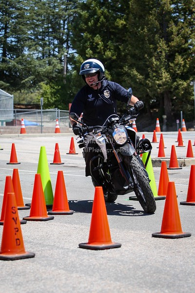 SVPD Motor Skills Competition - Practice Day - 07/19/2013