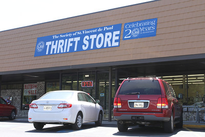 SVdPaul Thrift Store (20th anniversary)