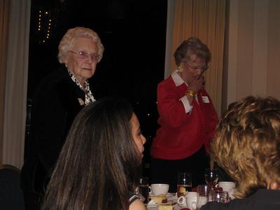 SWE Banquet 2009