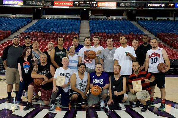 Sacramento Kings Pod Cast Game