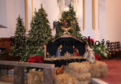 Sacred Heart Church Christmas 2008