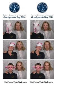 Sacred Hearts 2016 Grandparents