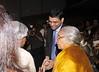 Dr APJ Abdul Kalam with Sr Gaitonde and Mr. Mukul Rajan - Docomo