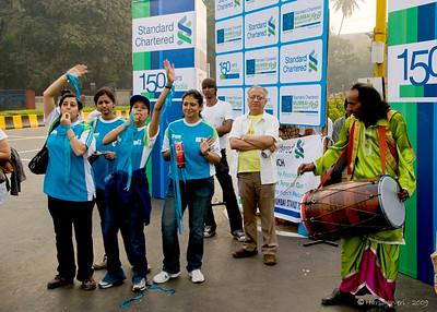 Mumbai Marathon 2009