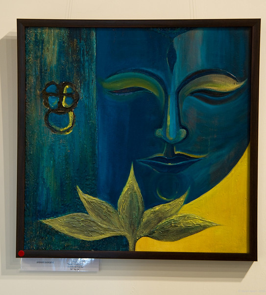 Dawn of Zen by Anjani Sanghavi