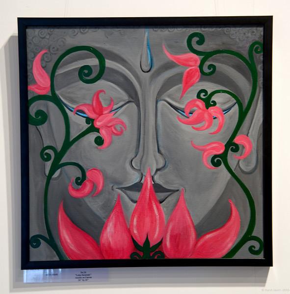 Lotus Incarnate by  Mita Shah