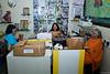 Backbone of Sadhana & OM Creations<br /> Mrs. Shastri, Dr. Khanna & Sister Gaitonde