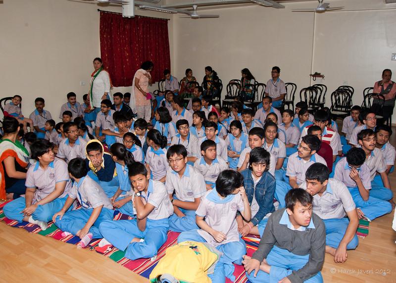 Sadhana School Republic day