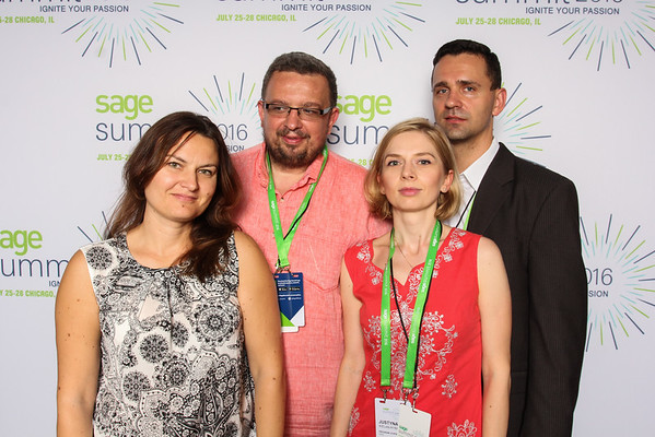 Sage Summit 2016 European Dinner