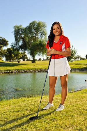 Sahuaro Golf Team-2013