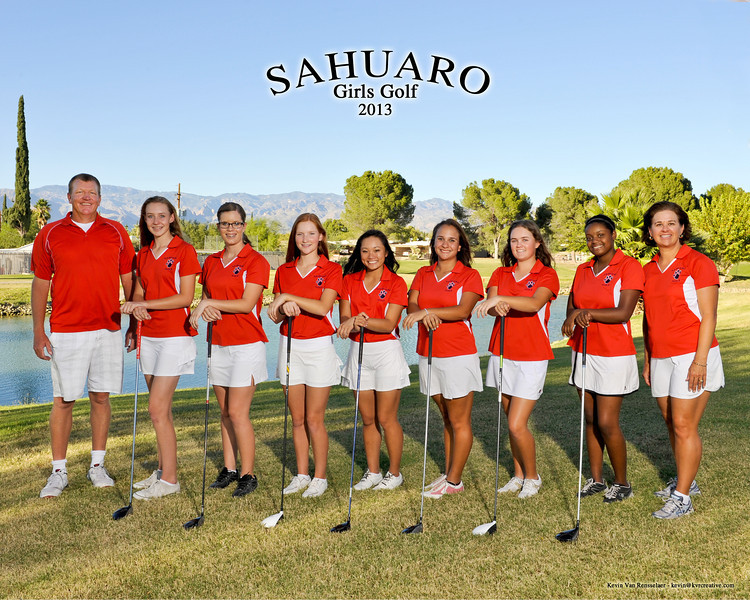 "2013-Sahuaro-GirlsGolf-20x16.jpg - This is the design I have for the 20x16"" print to be put up on the school wall."