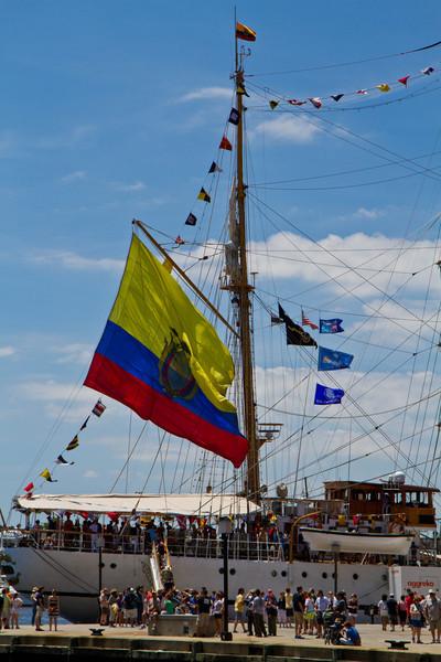 Sailabration 2012 - Baltimore Inner Harbor