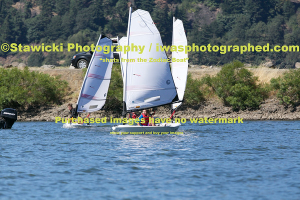 Thurs aug 7, 2014 Zodiac at HR Sailing School. 62 Images loaded.
