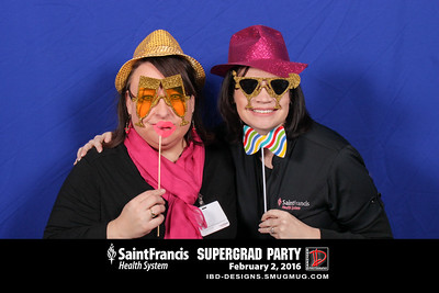 Saint Francis Nurses Supergrad Party