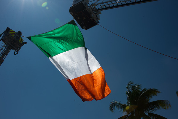 Saint Patrick's Day Parade - Delray Beach