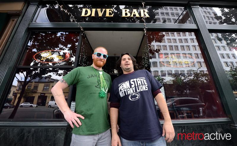 Dive Bar - San Jose