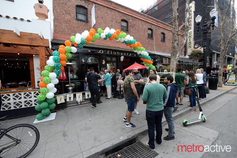 O'Flaherty's Irish Pub - San Jose