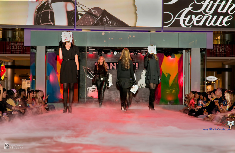 Saks and Vegas Magazine Party at Fashion Show Mall with