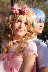 Lolita & Rei Ayanami