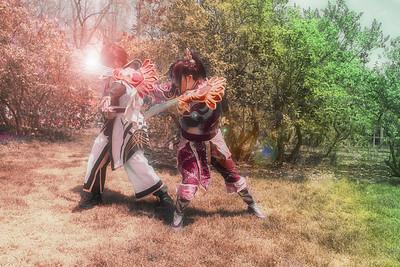 Sima Zhao vs. Zhang He