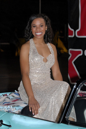 Salisha - Bullard Homecoming Queen 2009