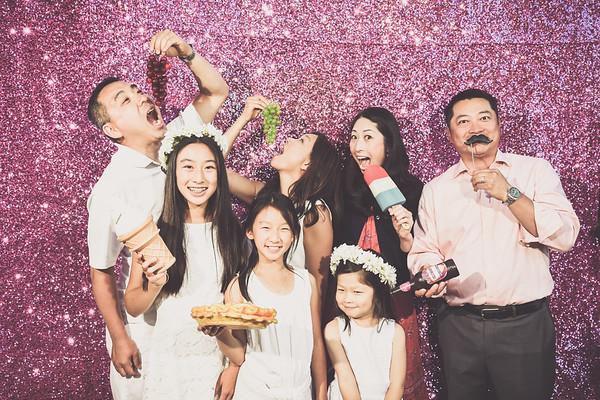 Salle & Jeff's Birthday Party