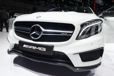 Mercedes GLA 40 AMG
