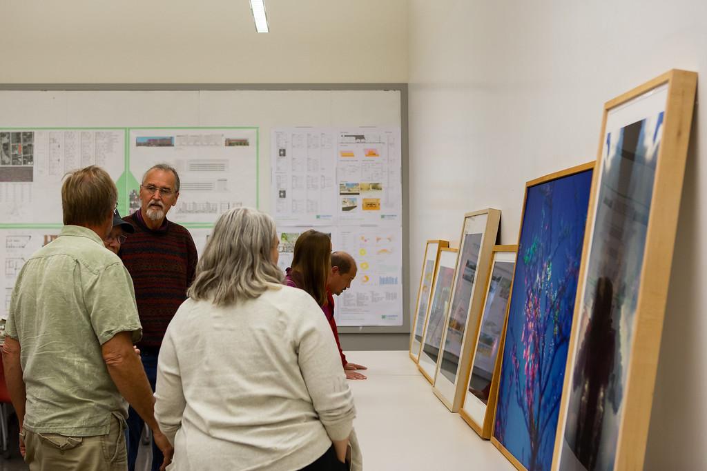 David Kadlec, fine art photographer, owner and curator of Jacksson Contemporary Art presents at IUCA+D