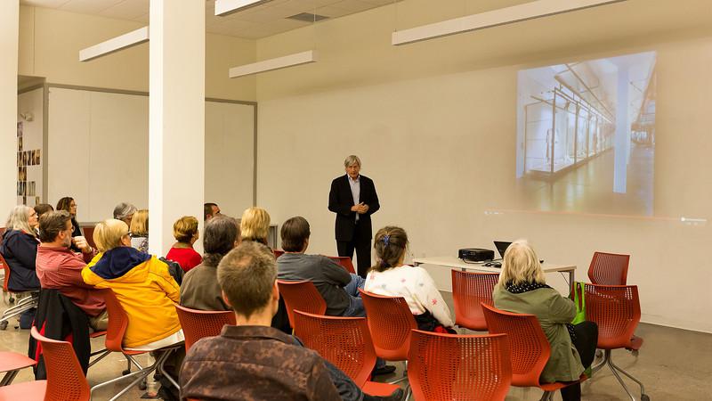 Salon Talk: Erich Biehle