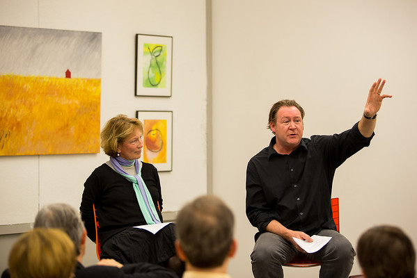 Salon Talk: Jan Lucas - Grimm & Tim Grimm