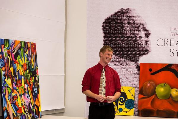 Jimmy Walton presents at IUCA+D May 9, 2014