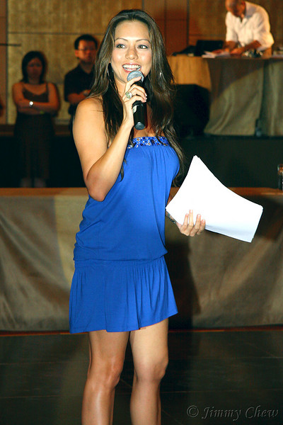 "<font color=""yellow"">Paula Malai Ali as the host.</font><br>"