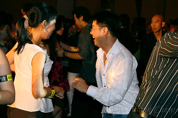 """<font color=""""yellow"""">The best and most happy Salsa pair - Sean and co.</font><br>"""