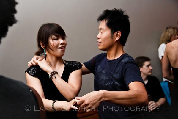 Salsa Dance Competition 2010-Week 4-Finals
