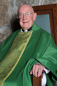 Monsignor R. Donald Kiernan, a Massachusetts native, arrived in Atlanta on Nov. 16, 1951. His first assignment was at the Shrine of the Immaculate Conception, Atlanta.   Page 13, March 3, 2011 issue)