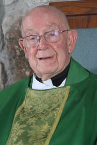 Monsignor R. Donald Kiernan, a Massachusetts native, arrived in Atlanta on Nov. 16, 1951. His first assignment was at the Shrine of the Immaculate Conception, Atlanta.