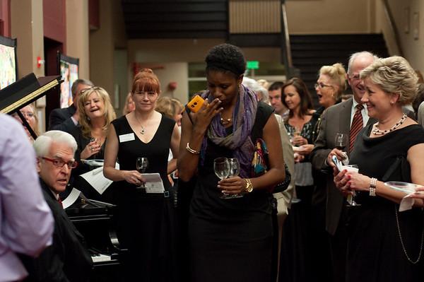Palmetto Health Foundation's 2011 Salute the Senses