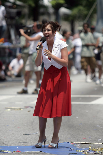 "Diana DeGarmo – Star of Broadway Musical ""Brooklyn"" and ""American Idol"""