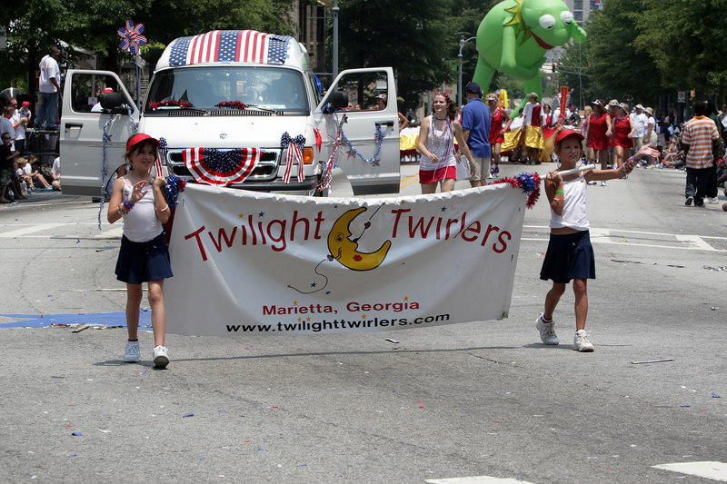 Twilight Twirlers