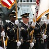 U.S. Army Ground Forces Color Guard